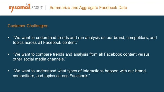 • Topic Data: A privacy-first approach to Facebook analytics, feat. aggregate analytics and anonymized insights rather tha...