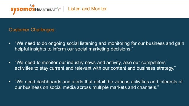 • Topical tracking and alerts help you stay on top of the issues and conversations that matter most. • Understand how dial...