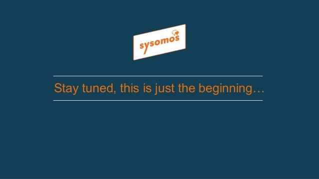 Coming From Sysomos In 2016