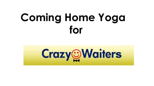 Coming Home Yoga for s