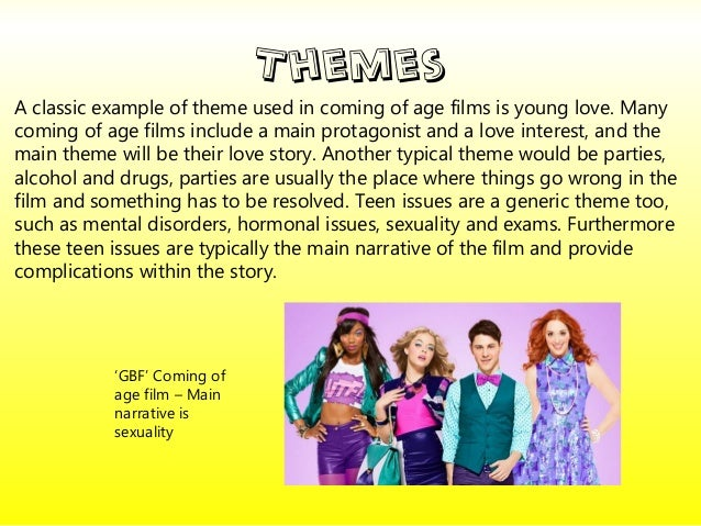Popular Theme Coming Of Age Books