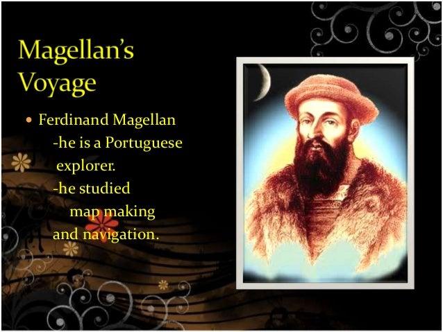 Ferdinand Magellan Portuguese Explorer: Coming Of Spain