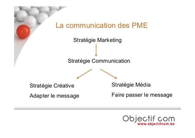 La Communication interne des PME Slide 3