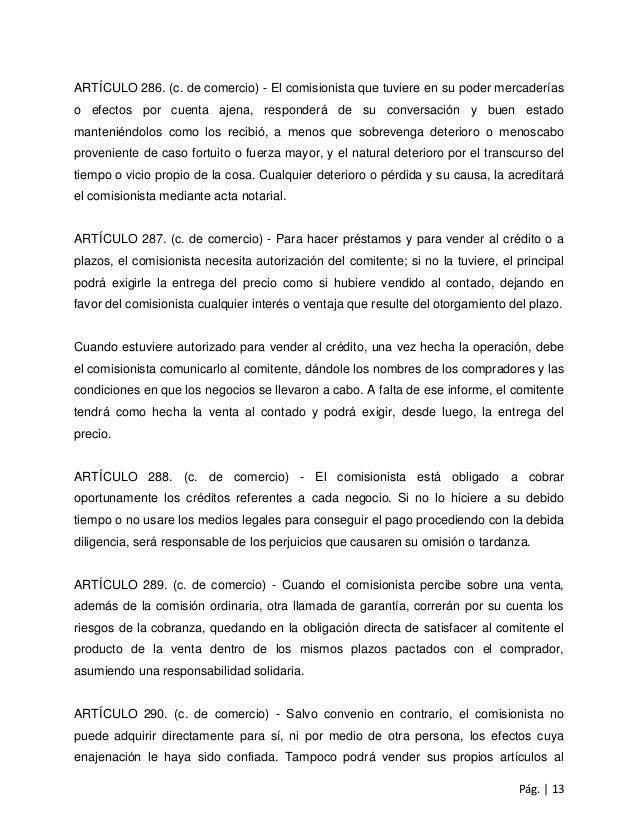 Comisionistas dependientes-contabilistas (escrito)