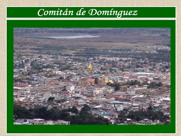 """Comitán, llamado antiguamente """"Balún Canán""""- """"Lugar de las Nueve Estrellas"""" fue fundada por indígenas tzeltales y en domin..."""