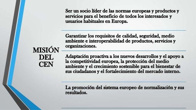 Comité europeo para la normalización