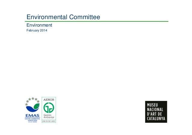 Environmental Committee Environment February 2014