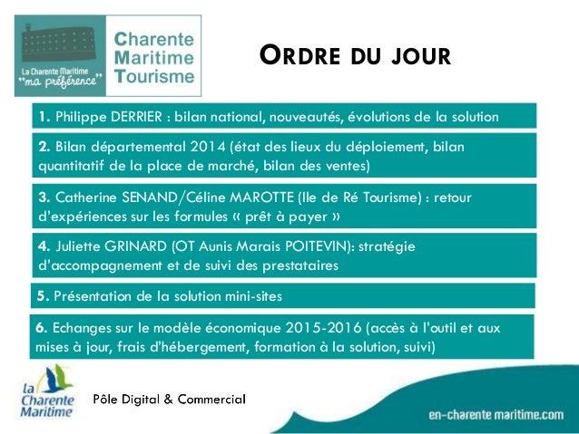 Comité  Open System 2014 - Bilan CMT Slide 2