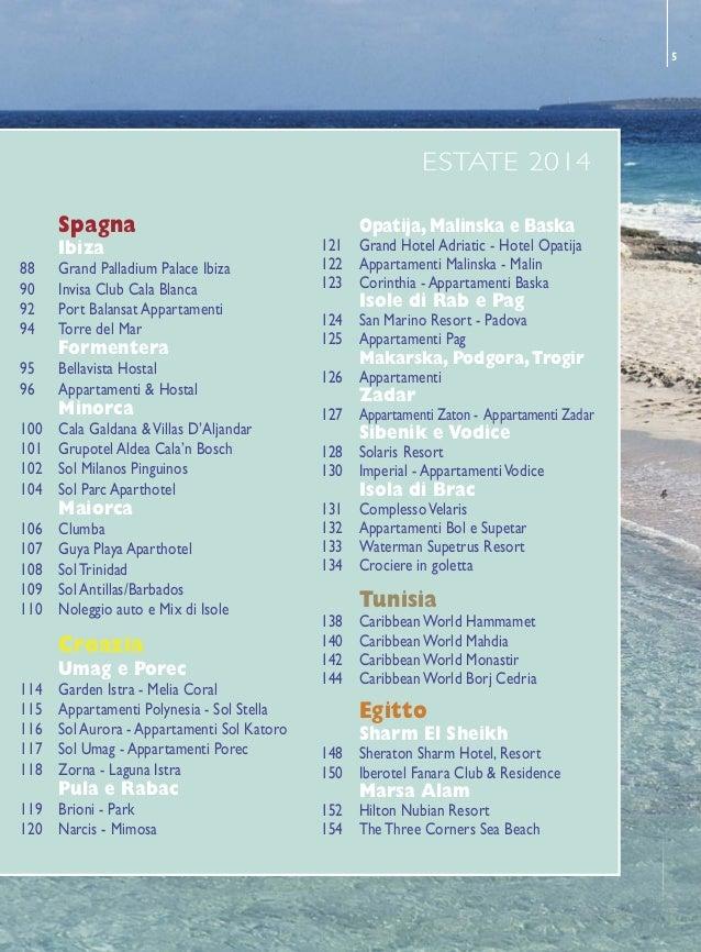 Catalogo Comitours 2014