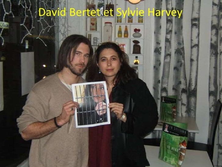 David Bertet et SylvieHarvey<br />