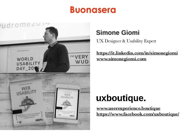 User Experience Slide 2