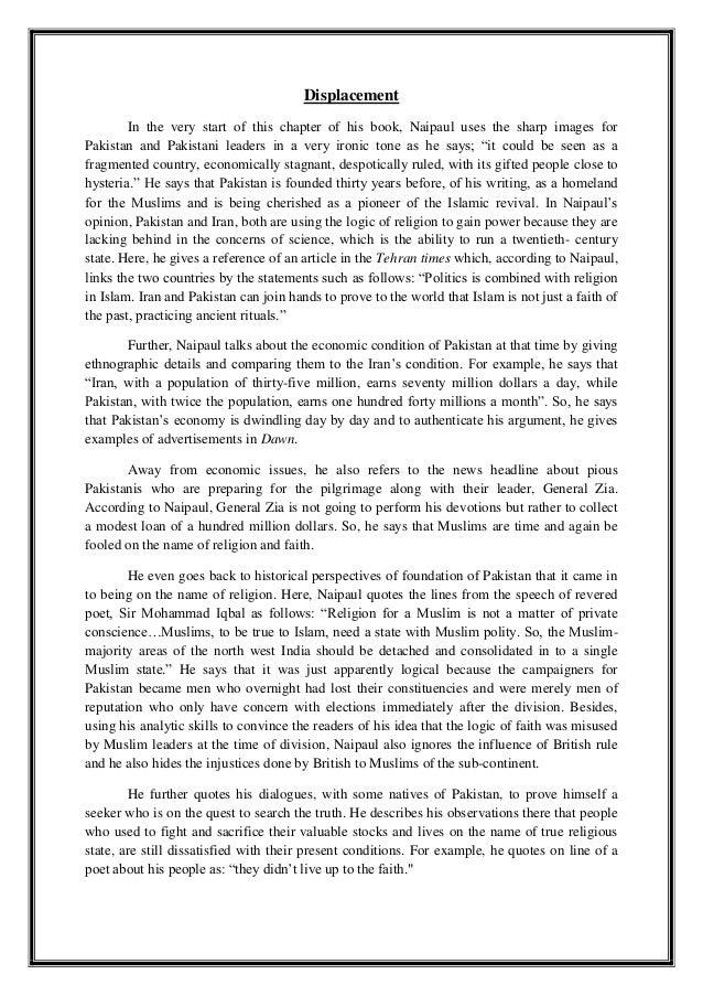 essay on traffic problems in rabwah