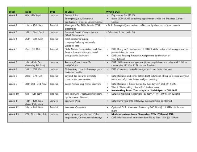 comm202 course calendar term one 2017 v5