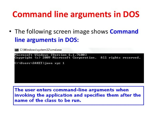 Command line-arguments-in-java-tutorial