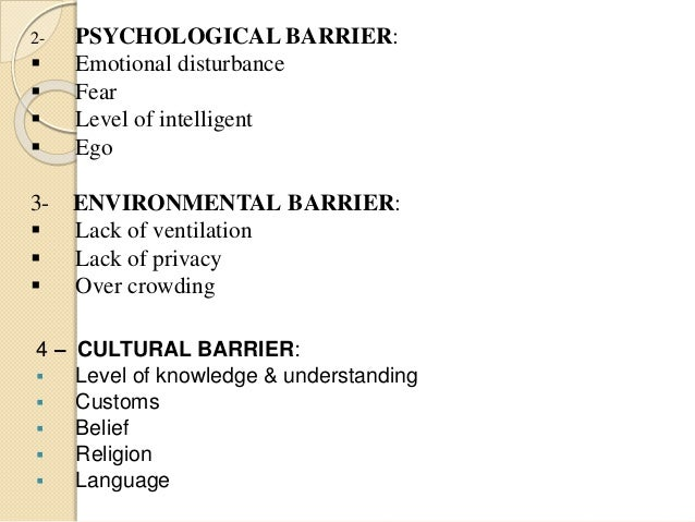 Types of communication barriers pdf viewer