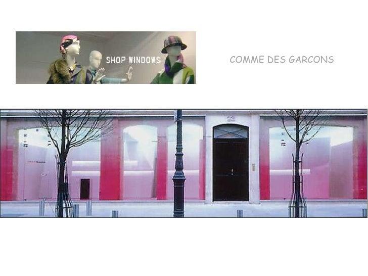 COMME DES GARCONS<br />