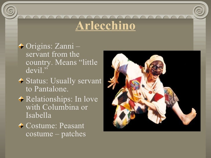 arlecchino and colombina relationship questions