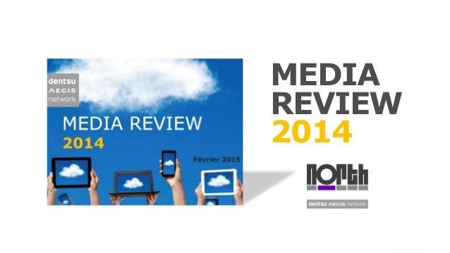 Juin 2014 MEDIA REVIEW 2014