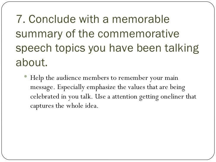 Commemorative speech template vatozozdevelopment commemorative speech template maxwellsz