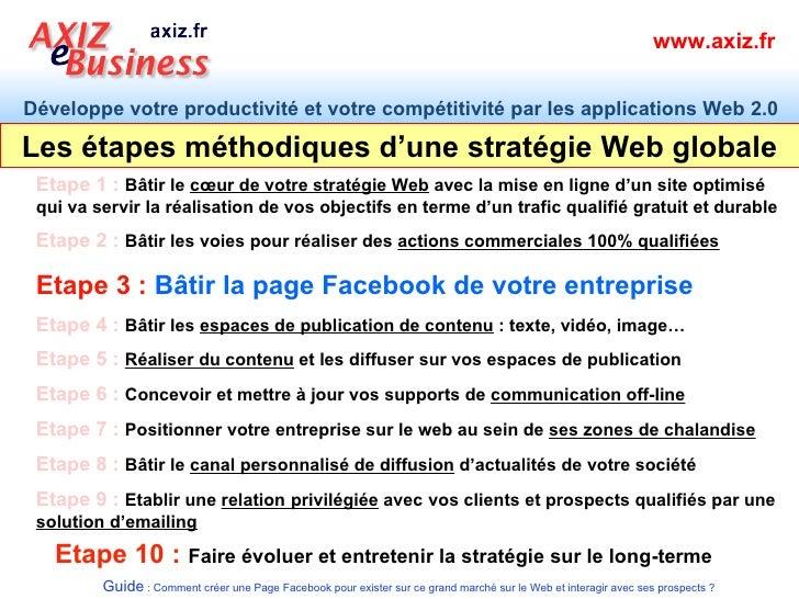 comment creer une page facebook entreprise en 10 etapes