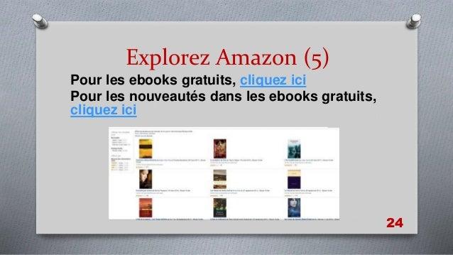 acheter ebook amazon sur kinddle
