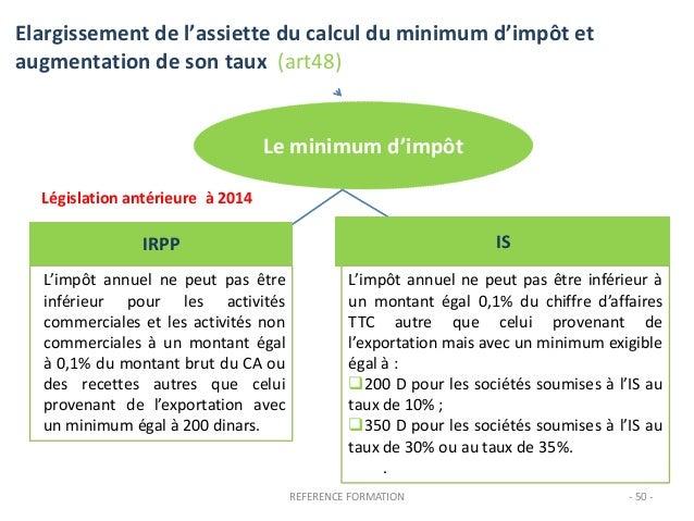 Commentaires Mehdi Ellouz Loi De Finances 2014 Tunisie