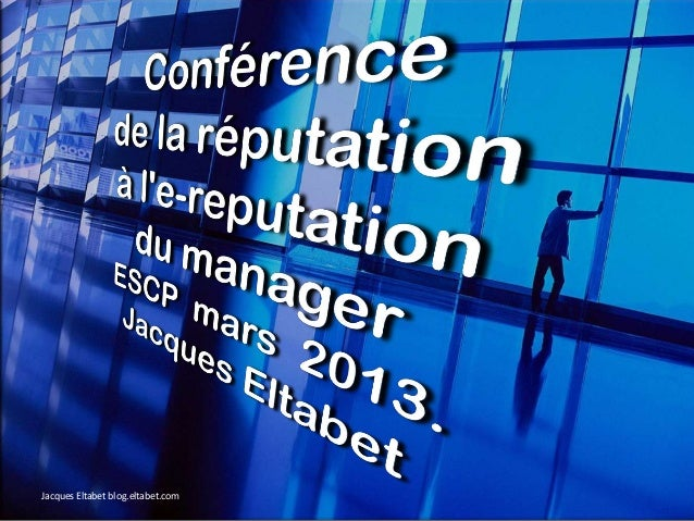 Jacques Eltabet blog.eltabet.com