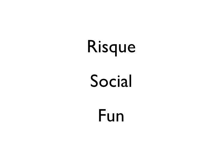 RisqueSocial Fun