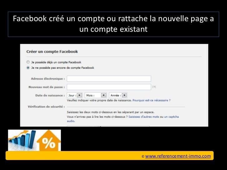 comment créer une nouvelle page facebook