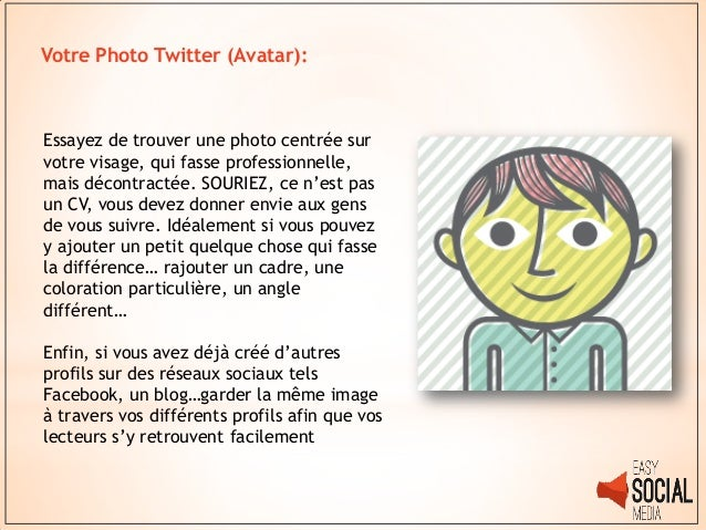 comment cr u00e9er une page twitter  5  u00e9tapes en images