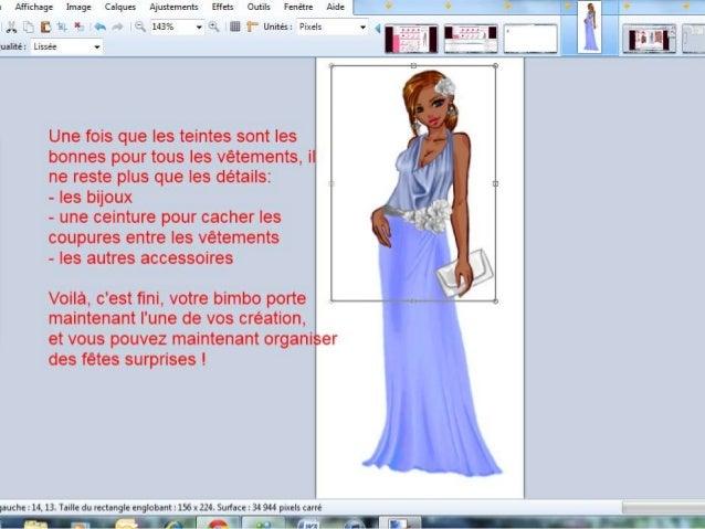 Comment fabriquer de nouvelles robes