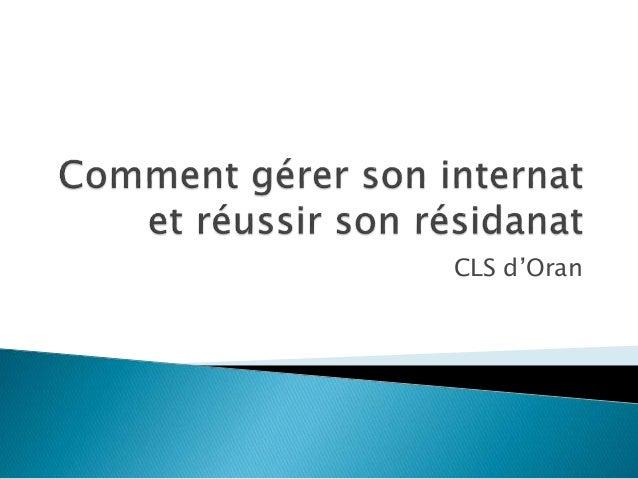 CLS d'Oran