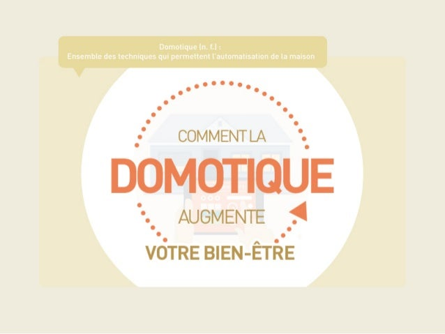 Comment la domotique