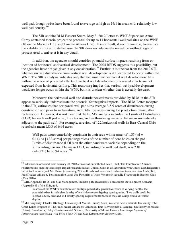 Letter from Radical Enviro Groups Requesting BLM Halt Permits for Fra…