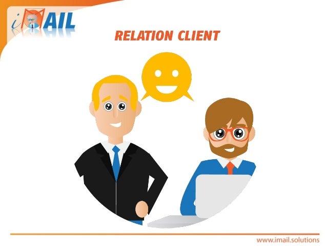 PROBLÈMES de la relation client