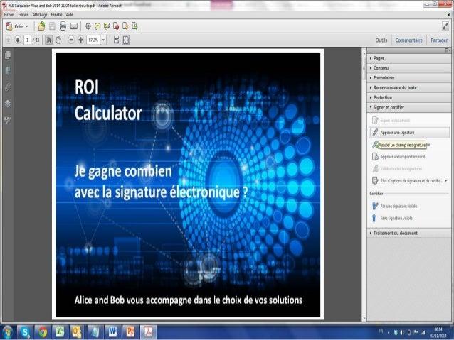 Comment signer un document pdf Slide 3
