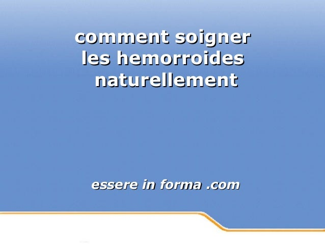 Powerpoint Templates Page 1Powerpoint Templates comment soignercomment soigner les hemorroidesles hemorroides naturellemen...