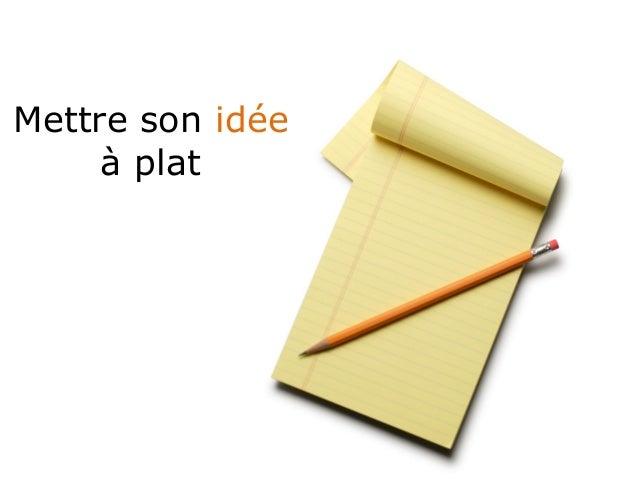Comment trouver une bonne id e for Trouver une idee innovante