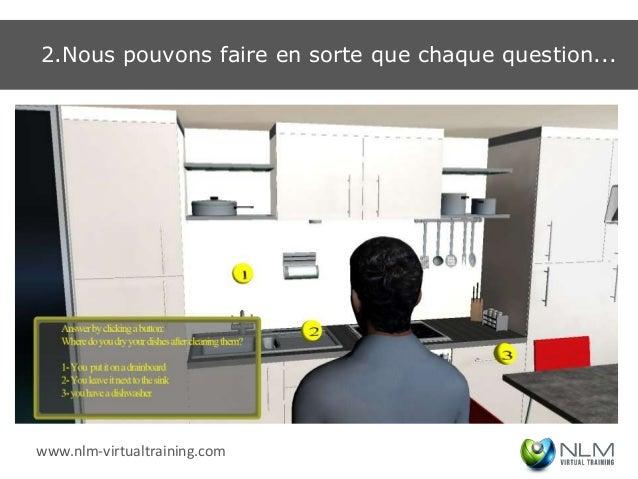 2.Nous pouvons faire en sorte que chaque question...www.nlm-virtualtraining.com