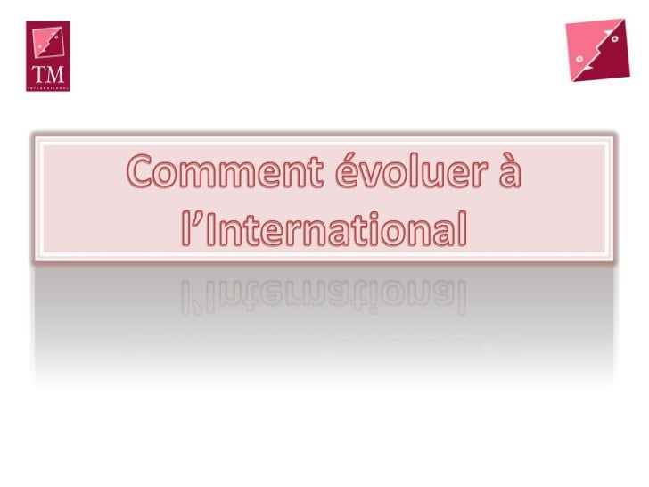 Comment voluer l 39 international - Cabinet recrutement international afrique ...