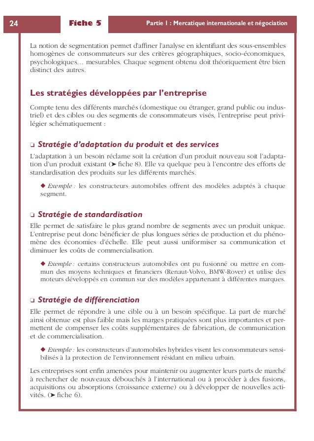 Commerce international for Chambre de commerce en tunisie