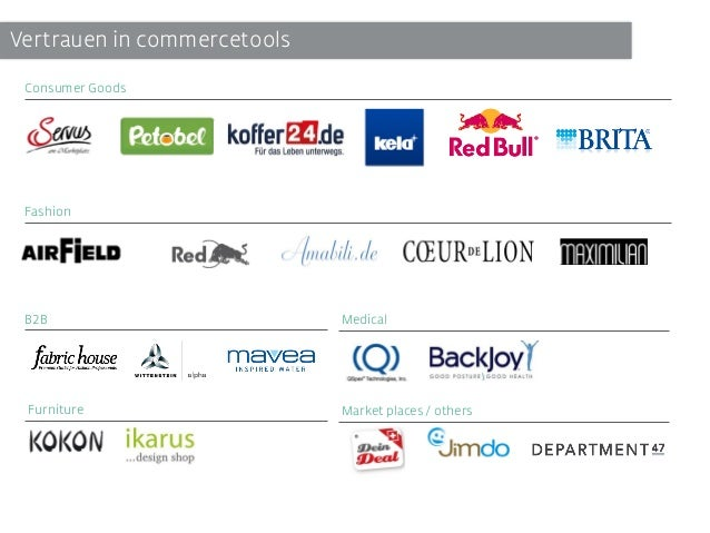 SPHERE.IO eCommerce as API platform - Nikolaus Kühn @ eCommerceCamp Jena 2015 Slide 3