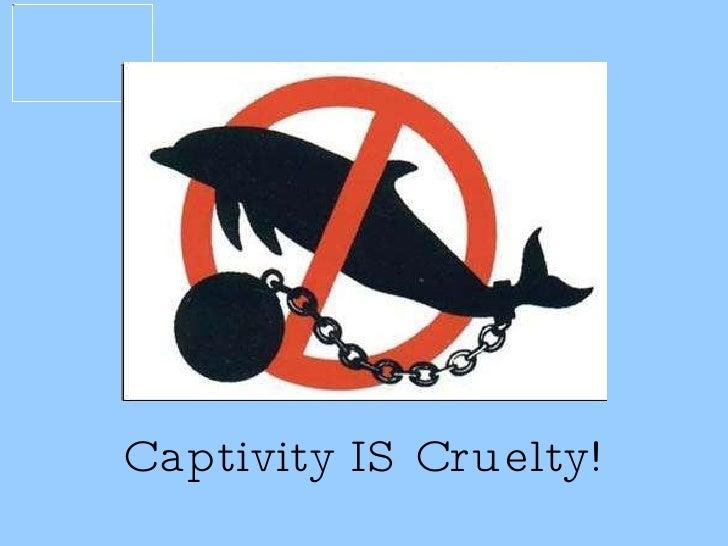 Captivity IS Cruelty!