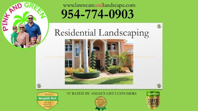 - Landscaping Company In Miami, FL - Design And Installation