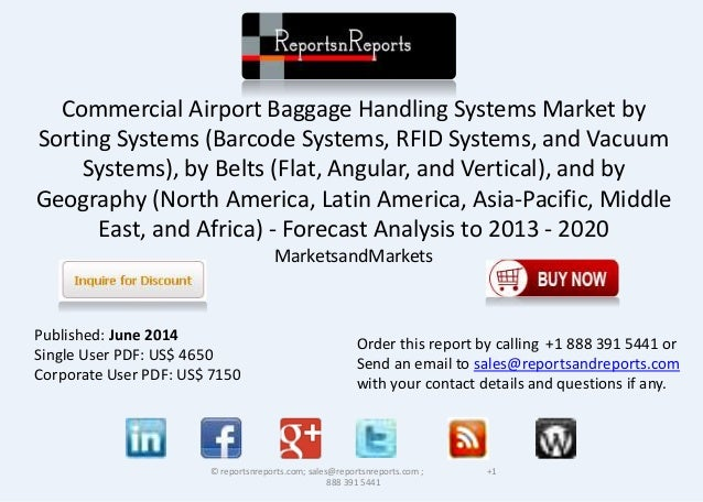 airport baggage handling systems industry 2020 Gage handling system in the soekarno hatta international airport  49% in  2015, 189% in 2020, 177% in 2025 and 15% in 2030  world because global  business and tourism depend on the air transport industry [2.