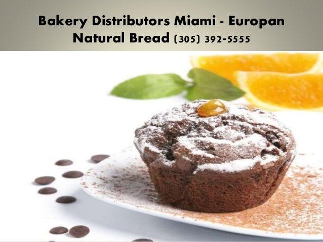 Wholesale Bread Miami FL