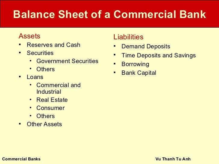 Cash N Carry >> Commercial banks