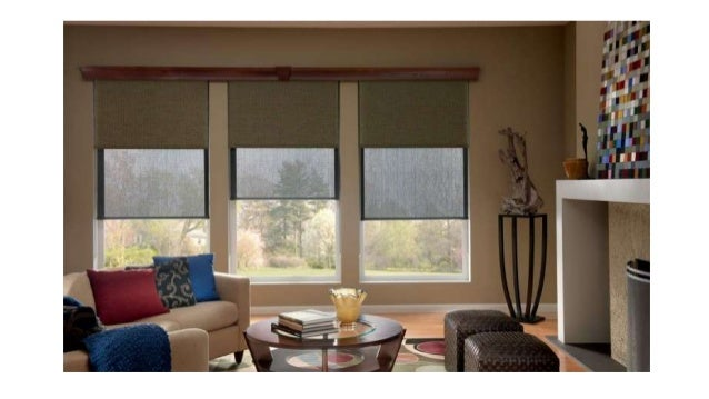 Commercial Blinds And Window Shades