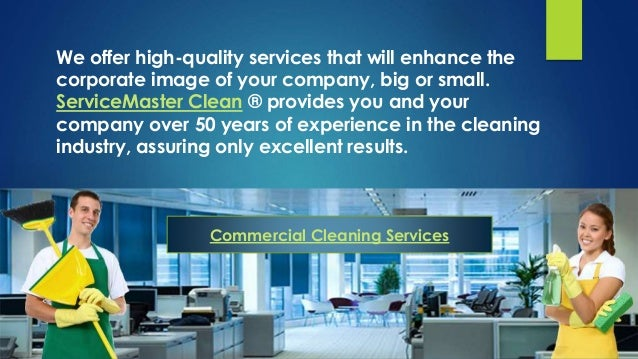 commercial cleaning services in wichita by service master by best