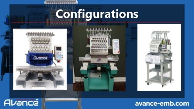 2015 Commercial Embroidery Machine Review And Comparison